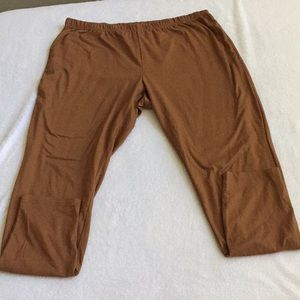 Super Soft & Comfortable Brown Leggings